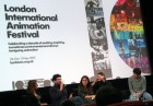 Q&A following Devil In The Room screening as part of London Animation Festival's Animated Documentary programme at Barbican in October